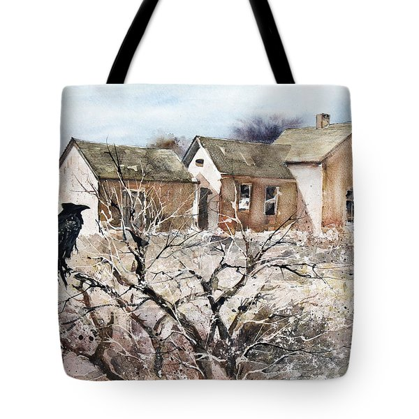 Raven Roost Tote Bag