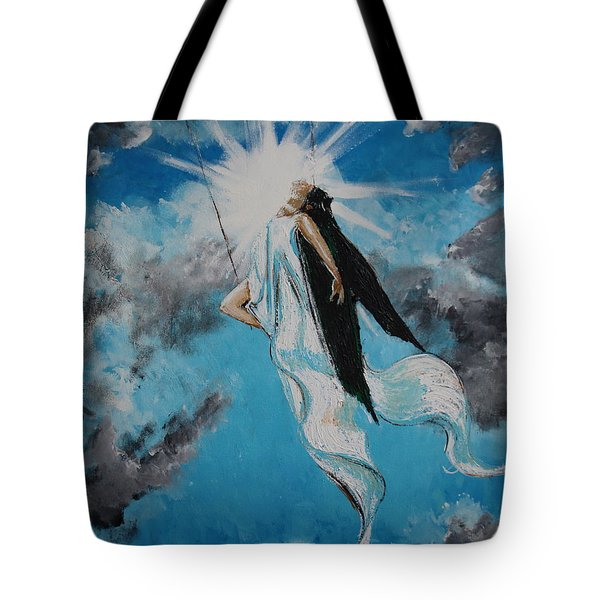Ravesencion Tote Bag