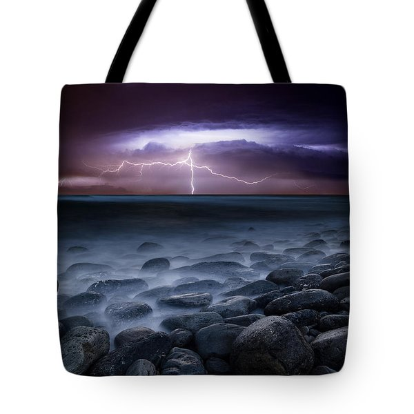 Raw Power Tote Bag