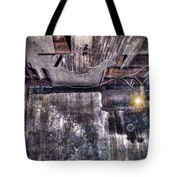 Ray Of Hope Tote Bag
