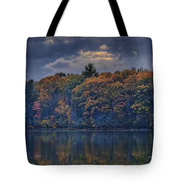 Rayons D'automne Tote Bag