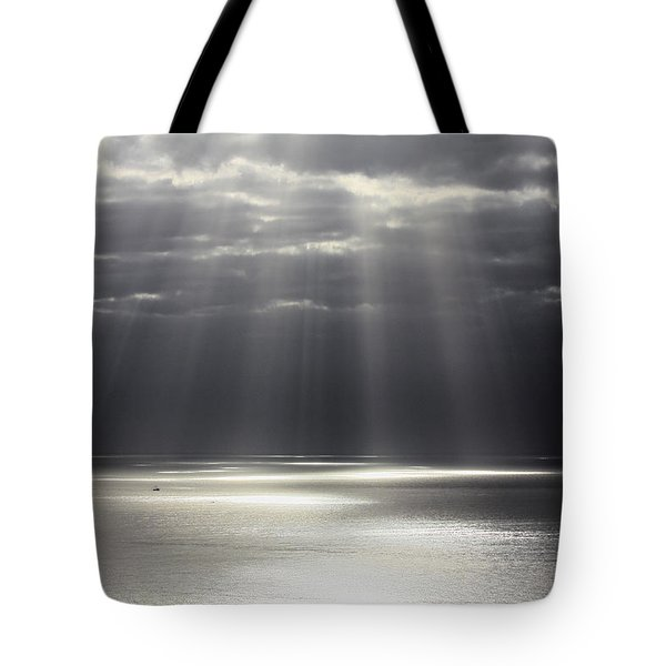 Rays Of Hope Tote Bag by Shane Bechler