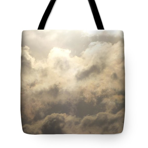 Reach For The Sky 19 Tote Bag