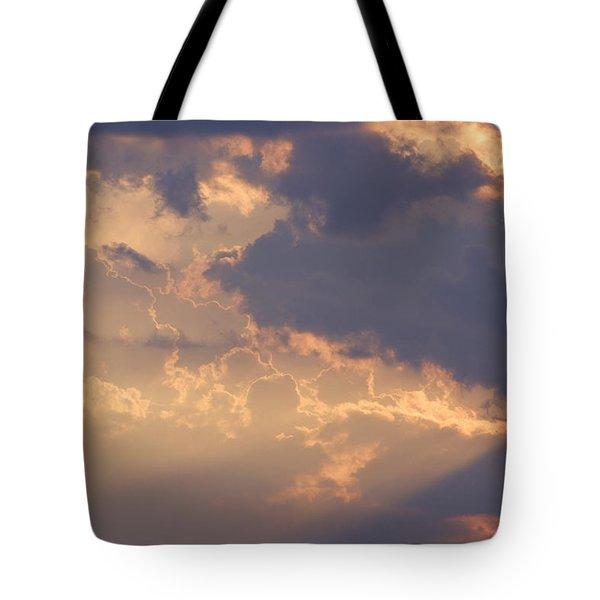 Reach For The Sky 9 Tote Bag by Mike McGlothlen