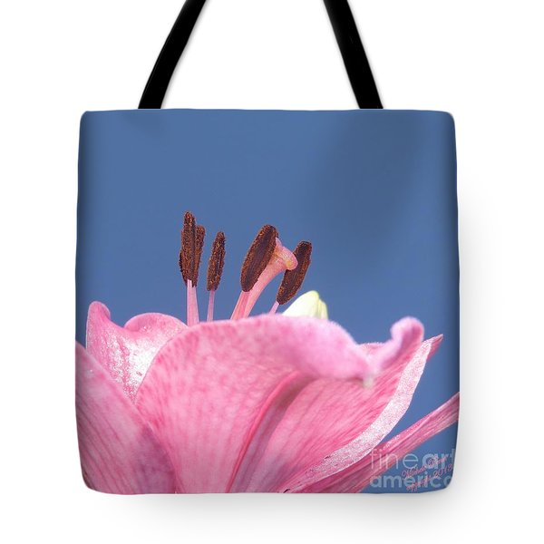 Reach For The Sky - Signed Tote Bag