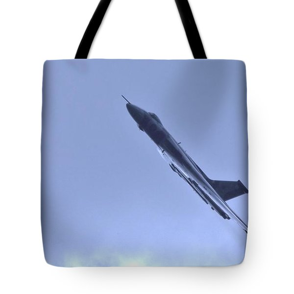 Reach For The Skys Tote Bag by John Williams