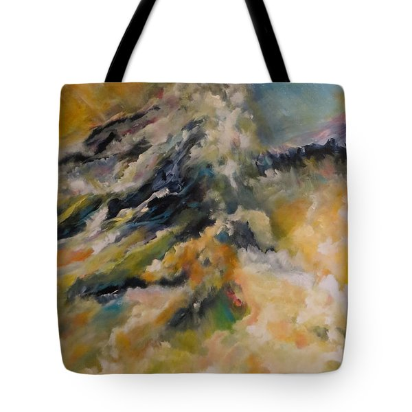 Reach For The Top    Tote Bag