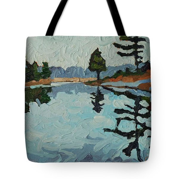 Reach Long Tote Bag by Phil Chadwick