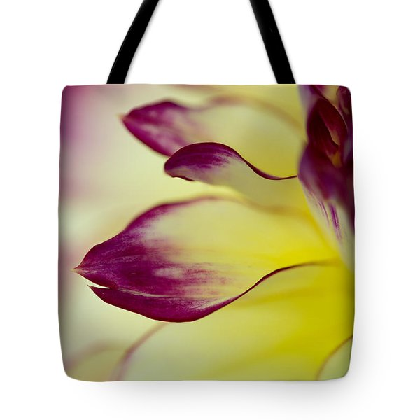 Reach Out Tote Bag by Mary Jo Allen