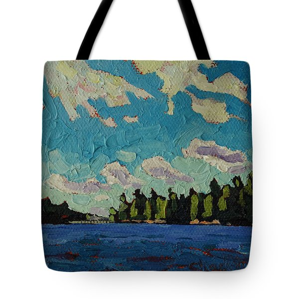 Reach To Grippen Tote Bag by Phil Chadwick