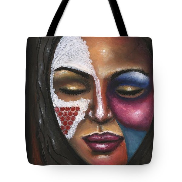 Reaching Deep Within Tote Bag