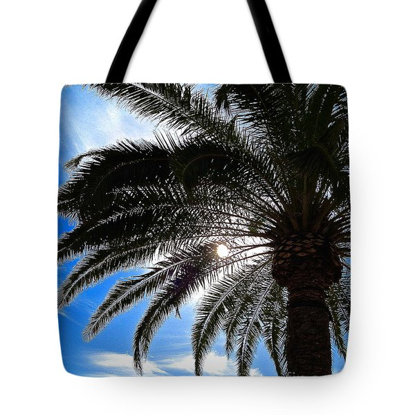 Reaching For Heaven Tote Bag by Margie Amberge