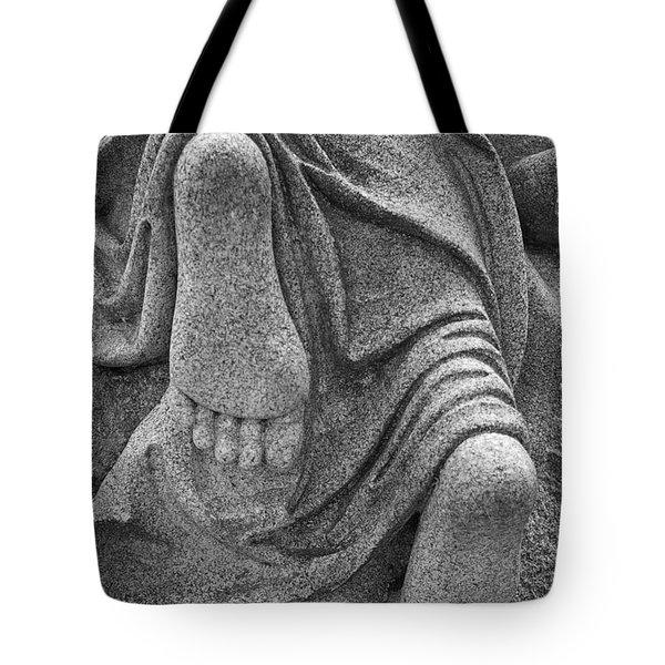Reaching  Heaven Tote Bag by Randy Pollard
