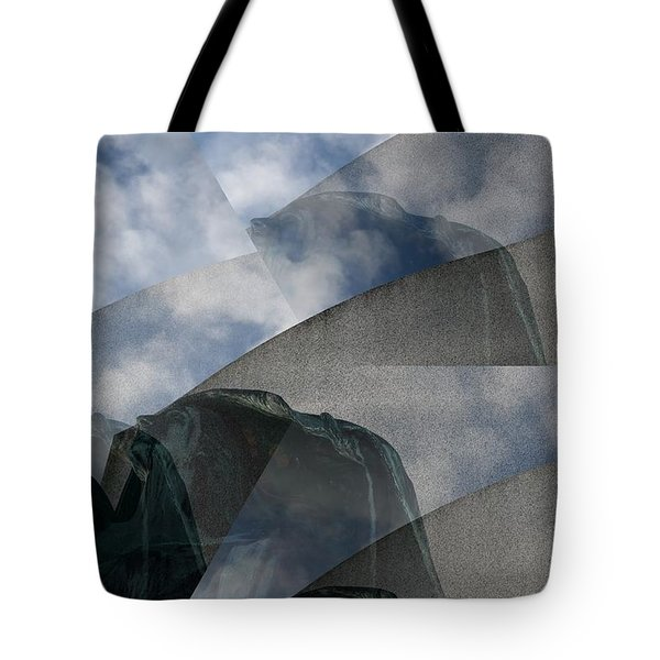 Reaching Heaven Tote Bag