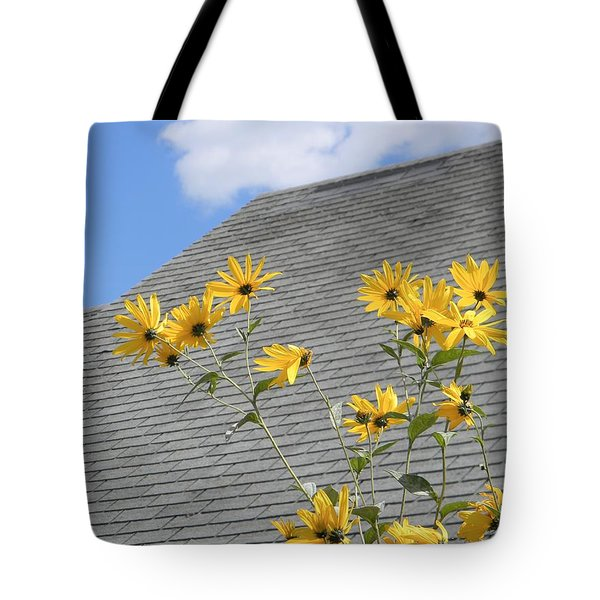 Reaching Tote Bag by Jean Goodwin Brooks