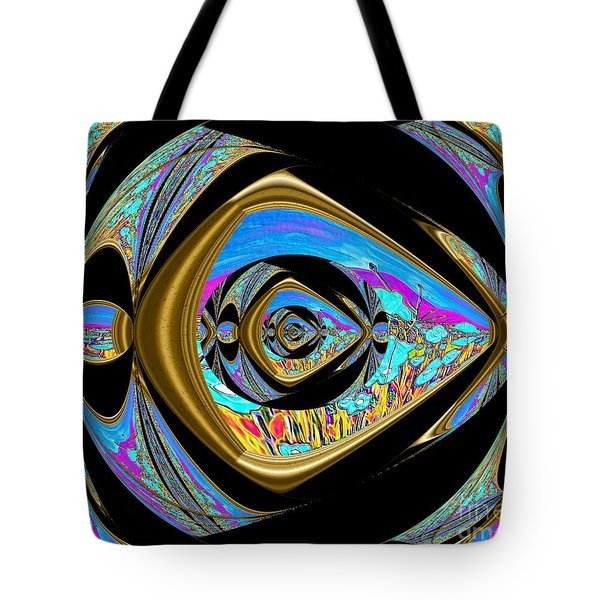 Reaching  The Dream Tote Bag