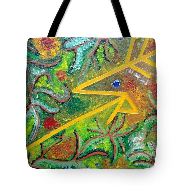 Reaching4fulfillment Tote Bag by Joanna Pilatowicz