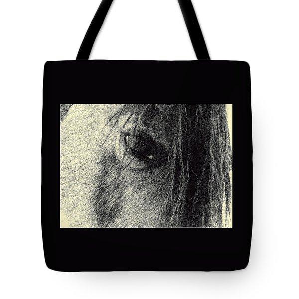 Read My Eyes Tote Bag