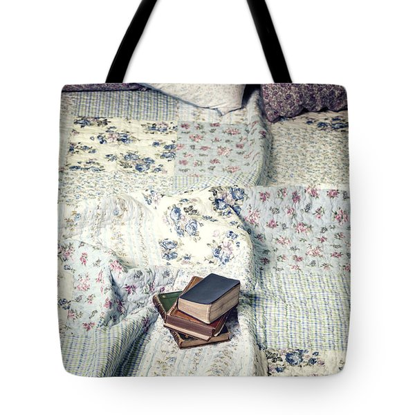 Reading Time Tote Bag by Joana Kruse