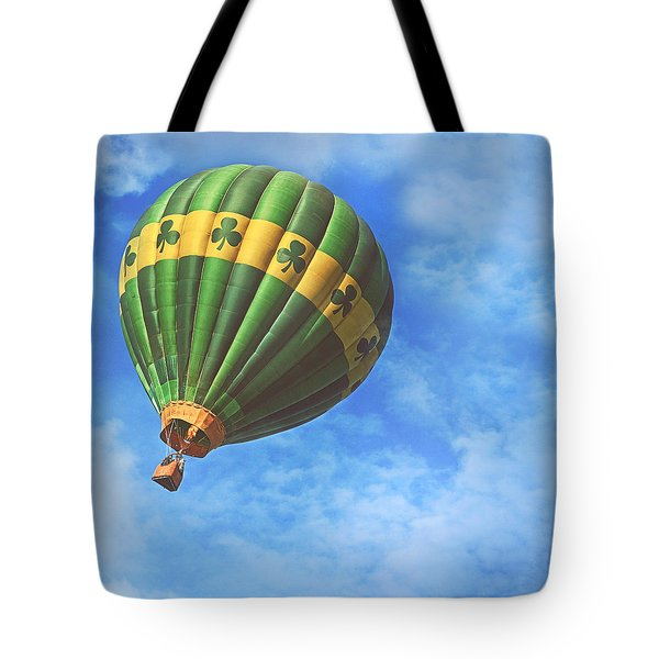Readington Balloon Fest Media Launch 30 Tote Bag