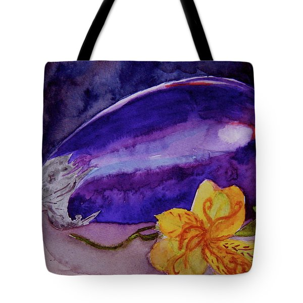 Ready Tote Bag by Beverley Harper Tinsley