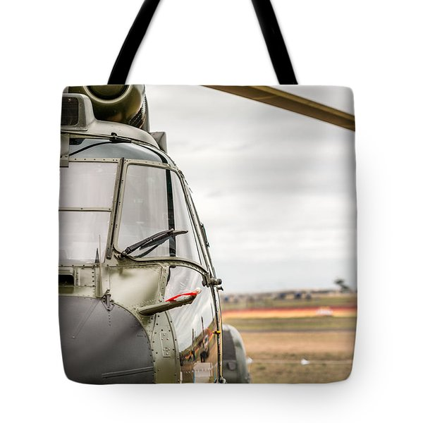 Ready For Action II Tote Bag