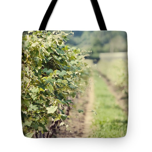 Ready For Harvest  Tote Bag by Lisa Russo