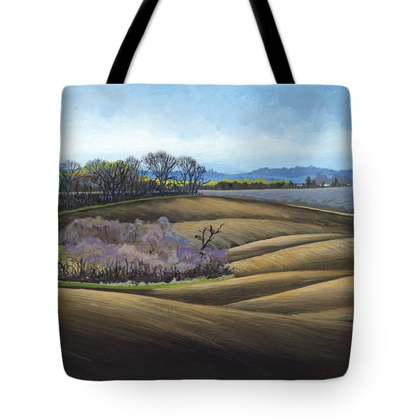 Ready For Planting Tote Bag