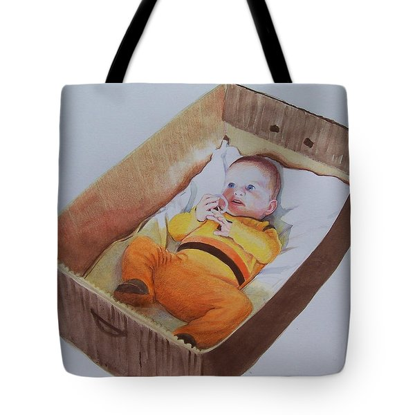 Ready For Shipping Tote Bag