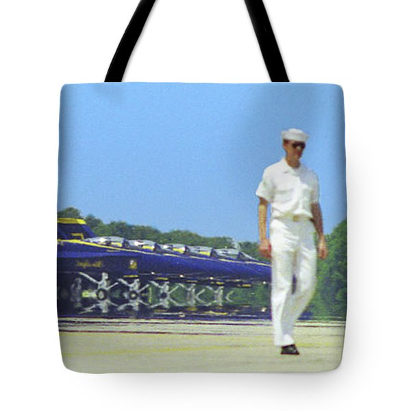 Ready For Taxi Tote Bag