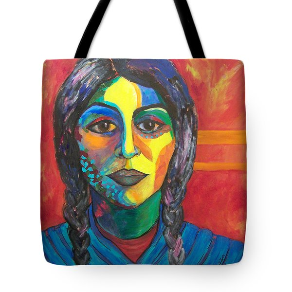 Ready For The Dance Tote Bag