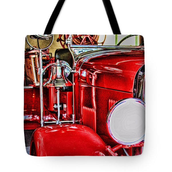 Ready For The Ring By Diana Sainz Tote Bag