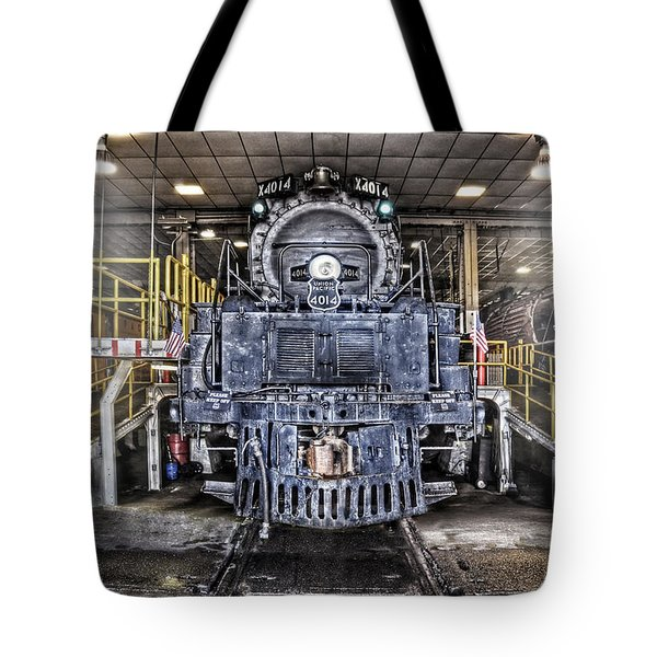 Tote Bag featuring the photograph Ready To Begin My Restoration by Ken Smith