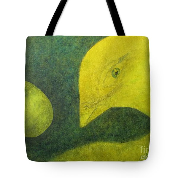Ready To Emerge Tote Bag