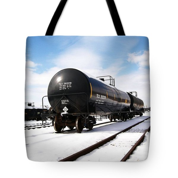 Tote Bag featuring the photograph Ready To Go by Sara  Raber