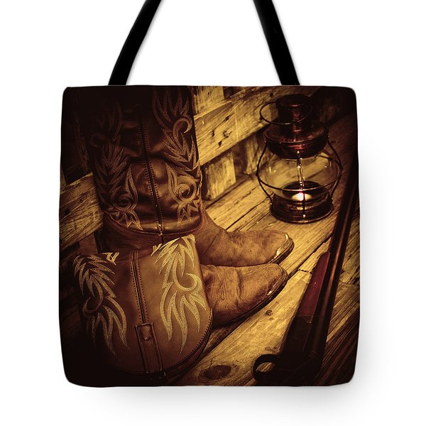 Ready To Hunt Too Tote Bag