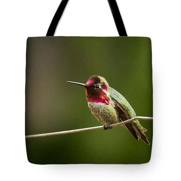 Ready To Zoom Tote Bag by Jean Noren