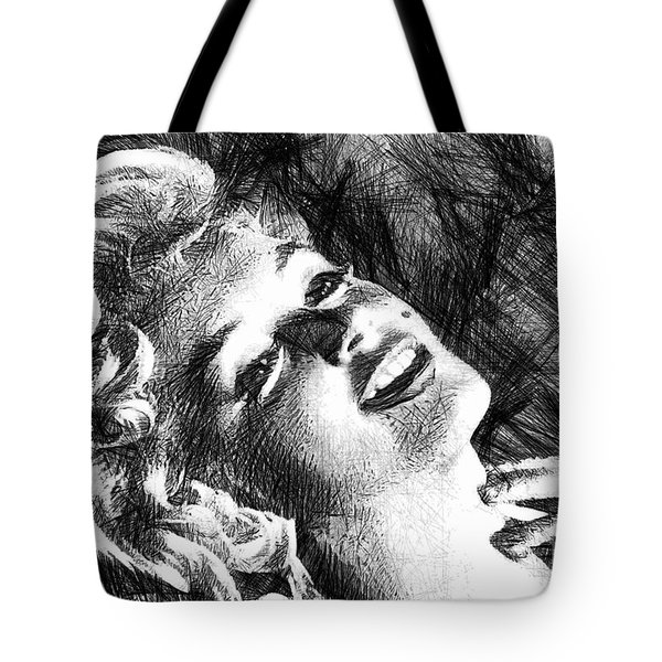Real Lover Tote Bag