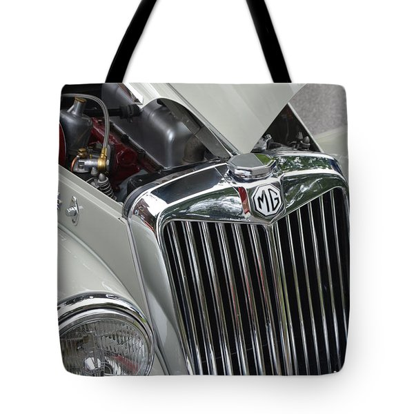 Real M G Tote Bag
