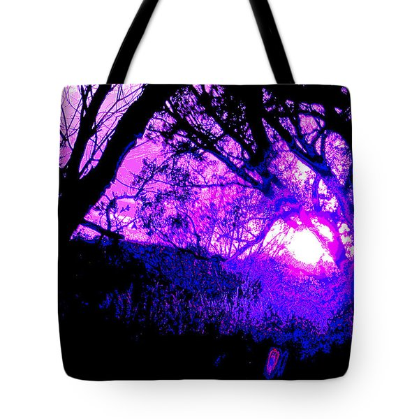 Reality Dissolves Mr. Philip K Dick Tote Bag