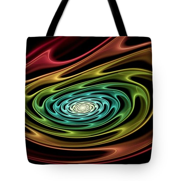 Reality Filter Tote Bag by Anastasiya Malakhova
