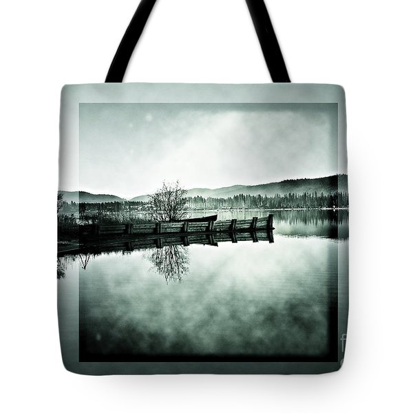 Realize Tote Bag