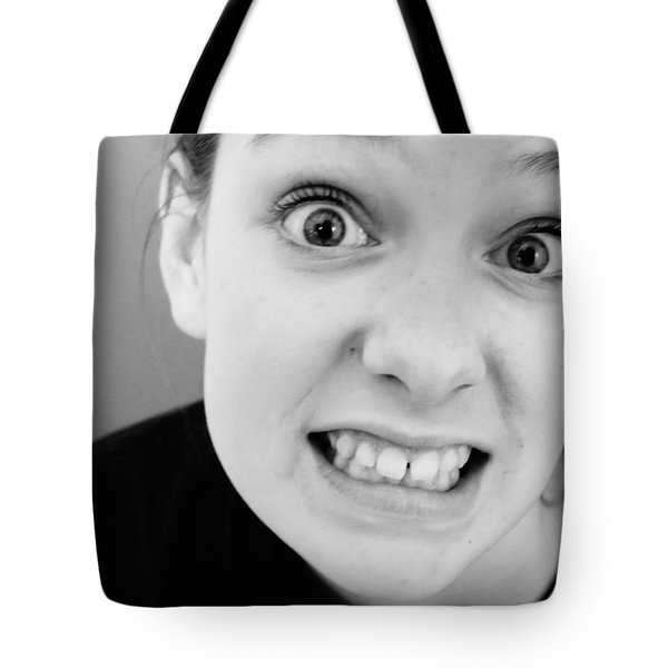 Really? Tote Bag by Jacqueline Athmann