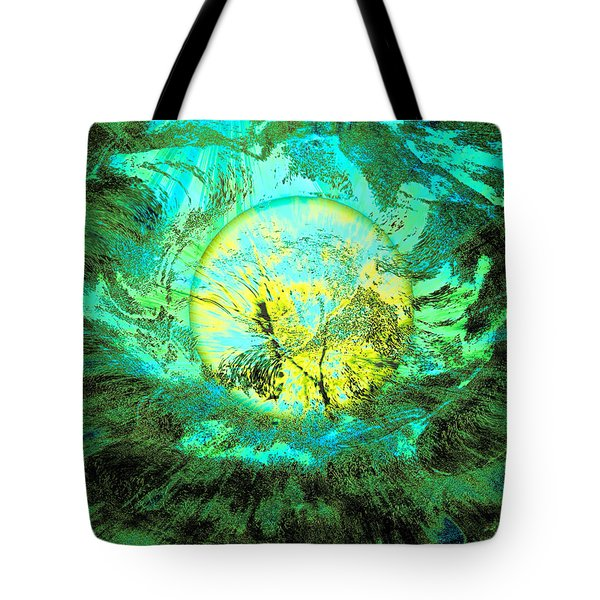 Tote Bag featuring the photograph Realm Of Wonder by Kellice Swaggerty