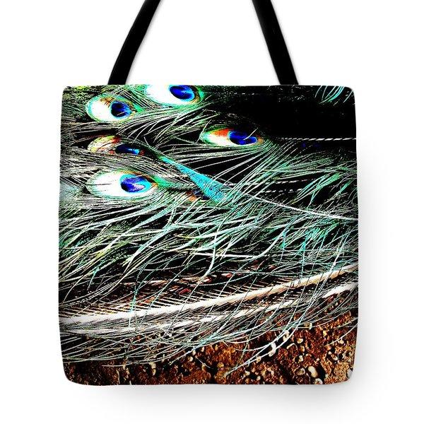 Realpeack Tote Bag