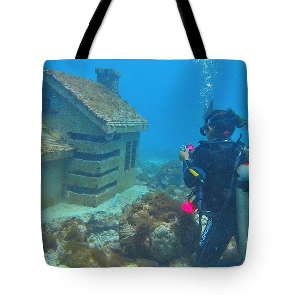 Realtor Desparate For A Listing Tote Bag by Halifax photography by John Malone