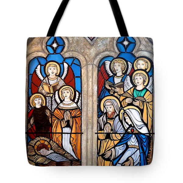 Reason For The Season Tote Bag by Tom Roderick