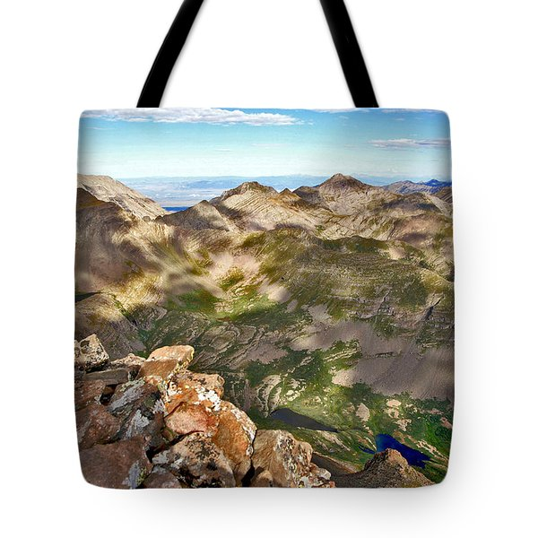 Reason To Climb Tote Bag