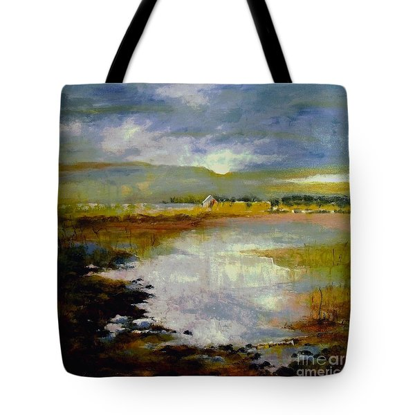 Reawakening Tote Bag by Madeleine Holzberg