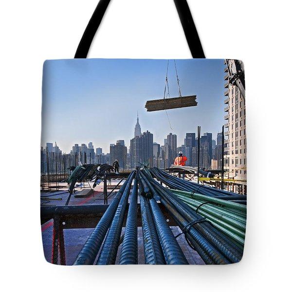 Rebar Tote Bag